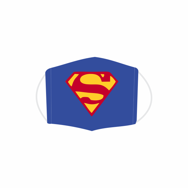 MASCARA SUPERMAN